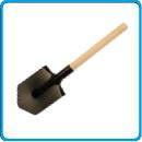 1 лопата саперная