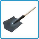 2 лопата саперная