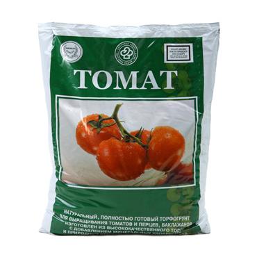 грунт земля томат