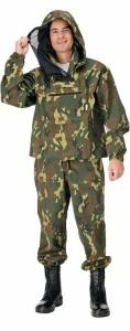 костюм противоэнцефалитный КМФ