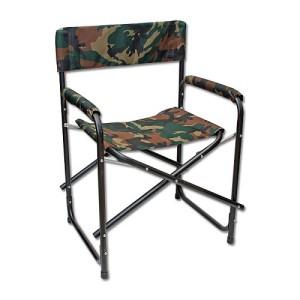 кресло кедр базовое сталь