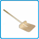 лопата фанерная детская № 25 ава