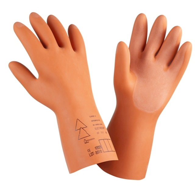 перчатки диэл