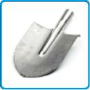 11 лопата штыковая нержавеющая