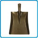 20 лопата совковая усиленная квадратная s1