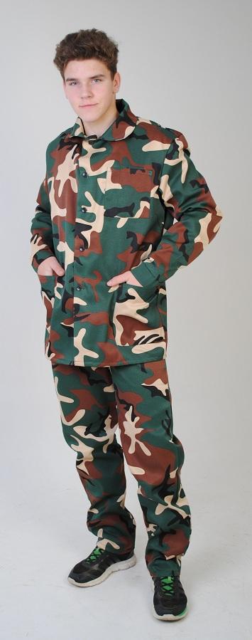 костюм дублон КМФ