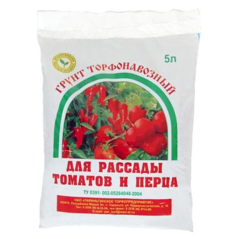 грунт параньг для томатов кв