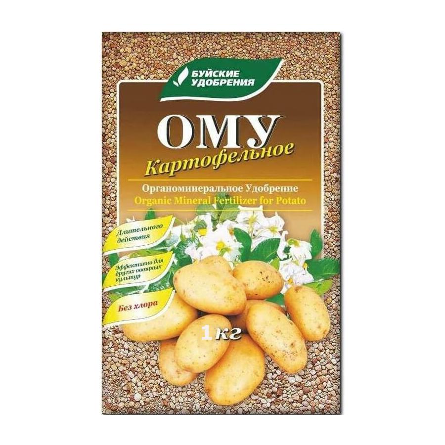 удобрение для картофеля кв