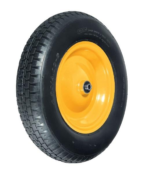 колесо желт