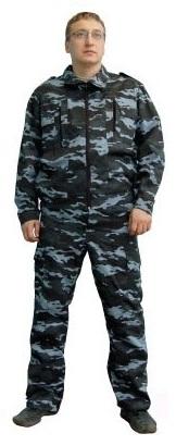 страж кмф серый