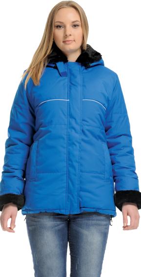 Куртка Зимушка жен.код 0767