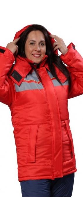 Куртка Эребус женская