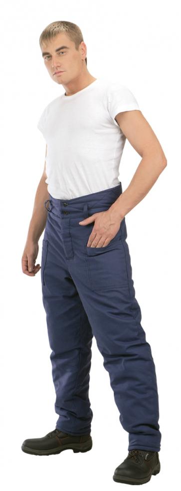 брюки ватные