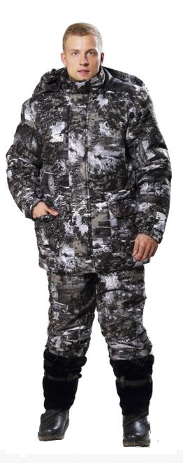 костюм охотник