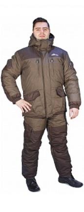 костюм скат зима