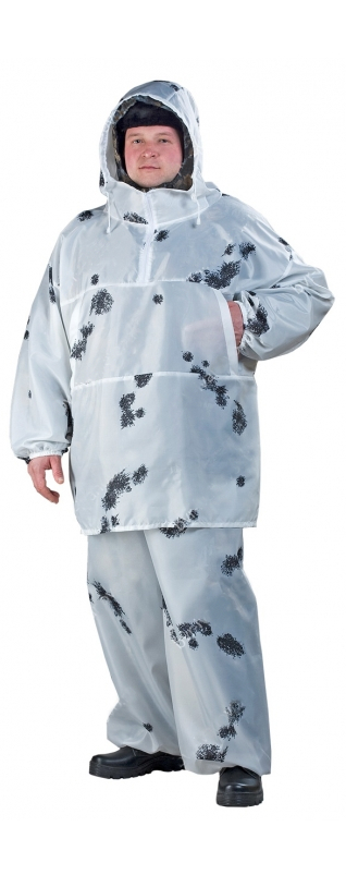 маскировочный халат нейлон 95