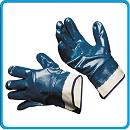 Маслобензостойкие синие нитриловые -kn