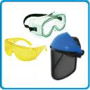 очки щитки мини