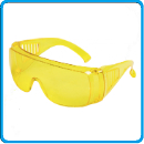 очки защита желтые мини