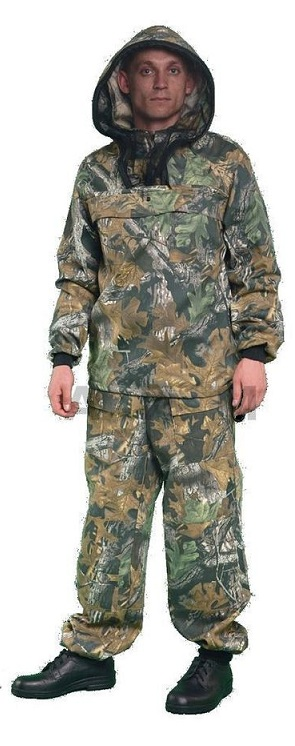костюм противоэнцифалитный лес