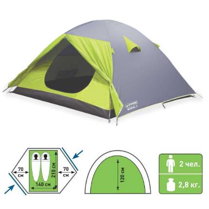 палатка байкал вместе