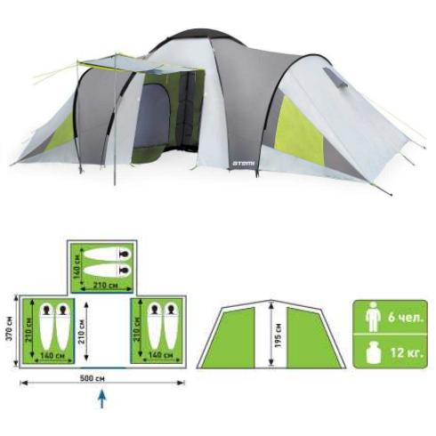 палатка карелия со схемой