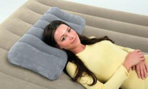 подушка надувная арт 677