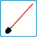 лопата пожарная ава