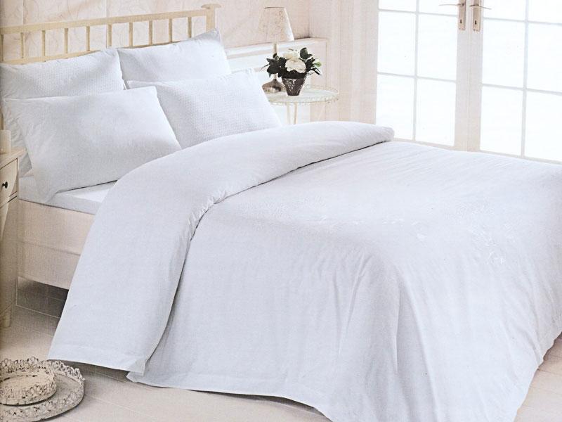 постельное белье отбеленное