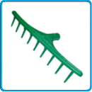 грабли пластиковые сенные ава